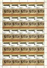1942 SNCF Class 141.P Mikado 2-8-2 France Train 50-Stamp Sheet / LOCO 100 LOTW