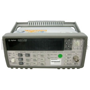 NEW Agilent 53181A Frequency Counter