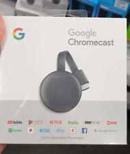Google Chromecast 3rd Gen Digital HDMI Media Streaming Device (2018 Version)