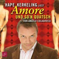 HAPE KERKELING - AMORE UND SO'N QUATSCH 2 CD NEW COLAGROSSI/KERKELING/MÜLLER