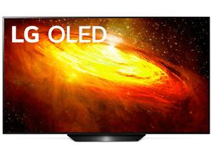 "TV OLED 55"" - LG OLED55BX6LB, UHD 4K, Procesador 4K α7 Gen3"
