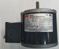 Dayton Motor Model MG0822028172010 230V 50/60 Hz 1/3 A 1/30 HP, Grainger #3M725