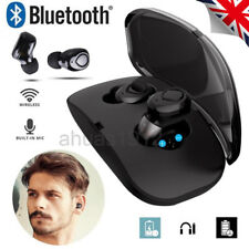 Mini Twins True Wireless Bluetooth Stereo Earphone In-Ear Earbuds Headset w/Mic