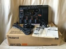 Roland GR-33 Guitar Synthesizer Multi Effects Pedal w/ box GK-2A Pickup GK cable