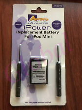 Aerpro API89199 Ipower replacement battery for ipod mini 3.7v 500mah