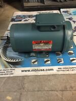 Reliance Duty Master AC Electric Motor 3/4 HP 850 RPM 230/460 Volts 3 Phase