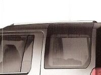 Genuine Land Rover Discovery 4 : Bright Finish Roof Rails