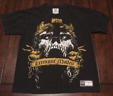 WWE Wrestling Triple H Tremunt Malleo Shirt Kids Boys Youth M 2008