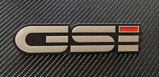 "Opel Kadett  Mk2  Reproduction "" Gsi ""  Vauxhall Badge"
