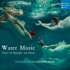 Capella De La Torre - Water Music-tales of Nymphs and Sirens CD Allegri