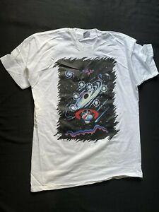 Dark Star Liquid Blue  T shirt  XL  New Grateful Dead