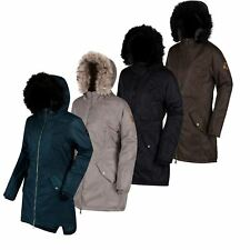 Regatta Womens/Ladies Lucetta Waterproof Thermoguard Hooded Jacket