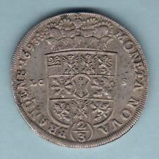 New listing Germany - Brandenburg. 1693-Lcs 2/3 Thale 00004000 r. aEf