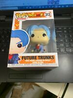 Funko Pop Animation: Dragon Ball Super - Future Trunks Vinyl Figure #313