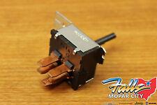 1999-2004 Jeep Wrangler TJ Heater AC Blower Fan Switch Mopar OEM 5011214AA
