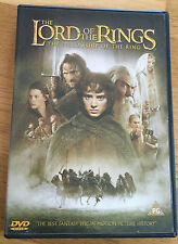 The Lord Of The Rings - The Fellowship Of The Ring DVD - 2 disc set