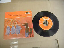 WIENER MELODIEN REIGEN  ep 6 song  polydor 20 071 with picture sleeve   45