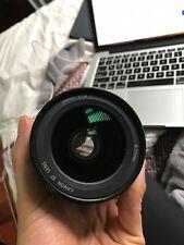 Canon EF 24mm f/1.4 II EF L USM Lens & B+W MR Circular Polarizer