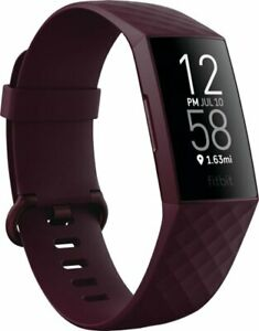 Fitbit - Charge 4 Activity Tracker GPS + Heart Rate - Factory Sealed - New!