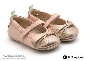 NEW Tip Toey Joey Baby Shoes - MISSY *NEW* (More Colours)