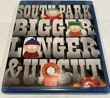 South Park: Bigger, Longer Uncut (Blu-ray Disc, 2009)Brand New Factory Sealed