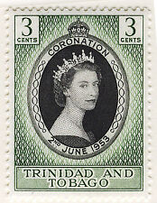 Mint Never Hinged/MNH Trinidad & Tobago Stamps (Pre-1962)