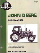 John Deere 4050 4250 4450 4650 4850 Tractor Service Repair Workshop Manual