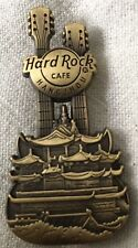 Hard Rock Cafe Hangzhou 3D Chenghuang Pavillion Pin LE 200