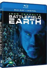 Battlefield Earth Blu-Ray   John Travolta   Forest Whitaker   Sci-Fi