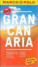 Gran Canaria Bergdorf Tejeda Güigüí Marco Polo Reiseführer &Extra-Faltkarte