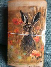 Handmade Laminated Journal Notebook
