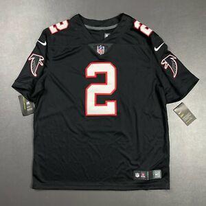 100% Authentic Falcons Matt Ryan Nike Black Vapor Untouchable Limited Jersey XL