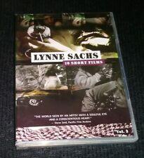 Lynne Sachs DVD 10 Short Films
