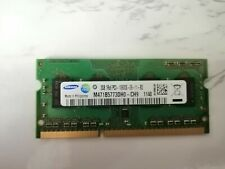 One Computer Notebook Memory RAM - 2GB PC3 10600S Samsung - Used Working Well