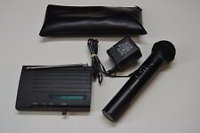 Shure SM58-T2 / T3 VHF Professional Wireless Microphone System Handheld 192.200