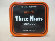 Tobacco tin, Three Nuns, rectangular, vintage