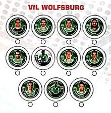 Topps Bundesliga Chipz 2011/12 - VfL Wolfsburg - zum auswählen