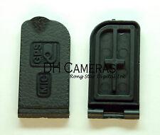 GENUINE Repair part For NIKON D7000 TERMINAL MIC GPS  Cover Rubber  Part