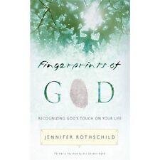FINGERPRINTS OF GOD, Jennifer Rothschild, Good Book