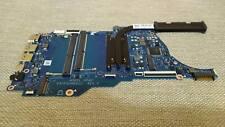 Hp 14-dq1038wm, Intel I3-1005G1, DA0PADMB8G0 Rev. G motherboard untested, as is
