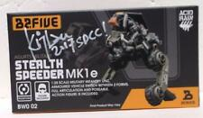 SDCC 2017 Acid Rain Stealth Speeder MK1e B2Five Exclusive Kit Lau Signed MIB