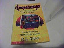 Say Cheese and Die Again! (Goosebumps), Stine, R. L. # 44 Paperback Book