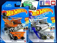 HOT WHEELS - Lot of 2 - NEW HW Ride-Ons - AISLE DRIVER - New color - H15