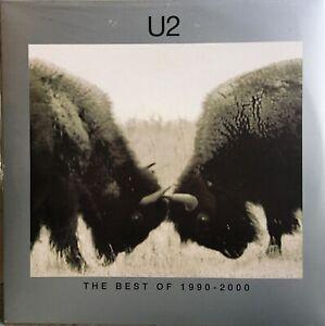 U2  - THE BEST OF 1990 - 2000 - 2LP PREMIER PRESSAGE - NEUF