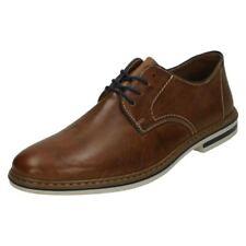 Scarpe classiche da uomo stringhi casual marca Rieker