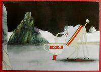 THE BEATLES - YELLOW SUBMARINE - Card #11 - Hamlet Cigar Ad - Duocards 1999