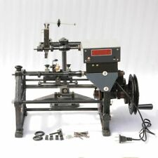W 240V Manual Automatic Hand Electronic Coil Count Winding Machine Winder FZ-160
