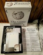 Wikipedia The Game About Everything Trivia Family Night Gamenight Kids Adult
