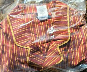 Pottery Barn Teen HARRY POTTER™ GRYFFINDOR™ House Pajama Set LARGE