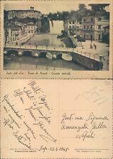 ISOLA DEL LIRI - PONTE DI NAPOLI - CASCATA VERTICALE        (rif.fg.7326)